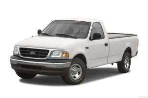 2004 Ford F150 Heritage Models, Trims, Information, and