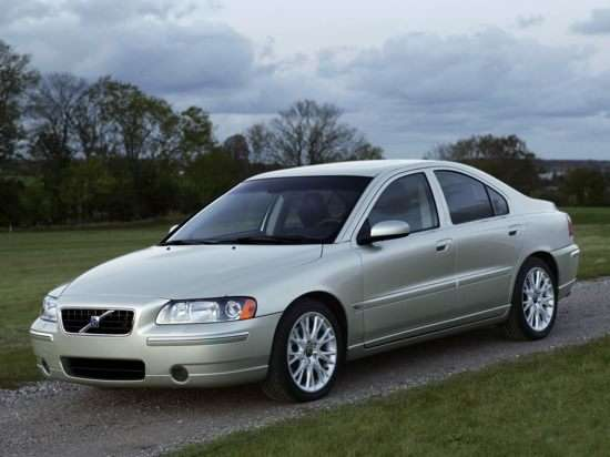 2006 Volvo S60 Models Trims Information And Details