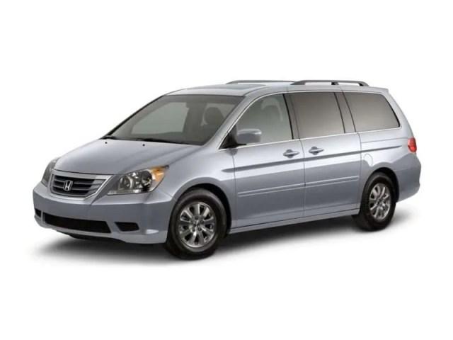 Used minivans