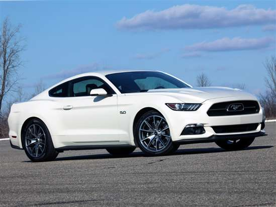 2015 Ford Mustang Models  Trims  Information  and Details     2015 Ford Mustang