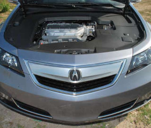 2012 Acura Tl Sh Awd Review Powertrain And Fuel Economy