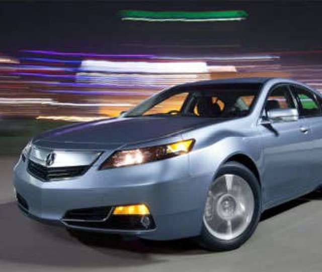 2012 Acura Tl Sh Awd Road Test And Review