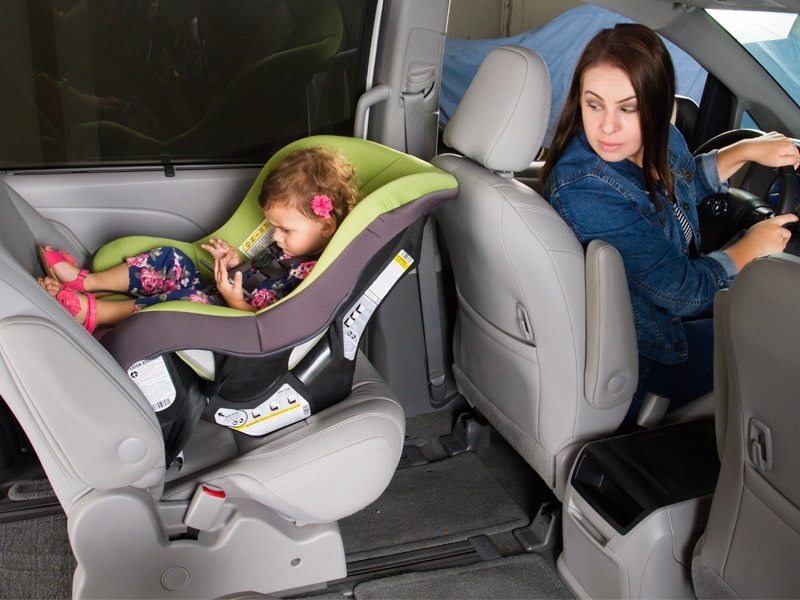 Image result for babies in car seats facing backwards