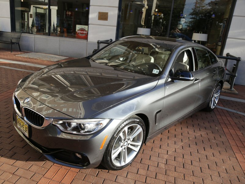 2015 BMW 4 Series Gran Coupe Luxury Sedan First Drive And