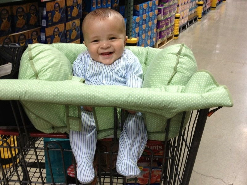 Cart Seat Covers Babies