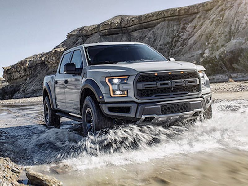 10 Best Off-Road Pickup Trucks for Leaving the Pavement ...