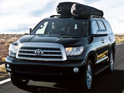 10 suvs with roof racks autobytel com