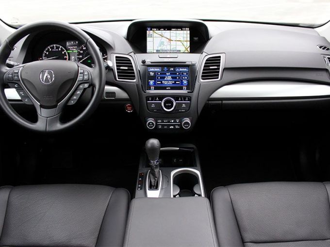 Acura Rdx 2017 Interior Images Microfinanceindia