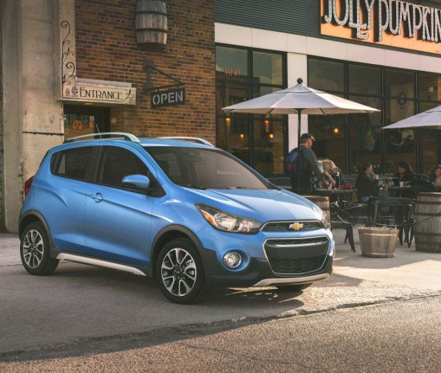 10 Best New Cars Under 15000 Photo Credit Chevrolet