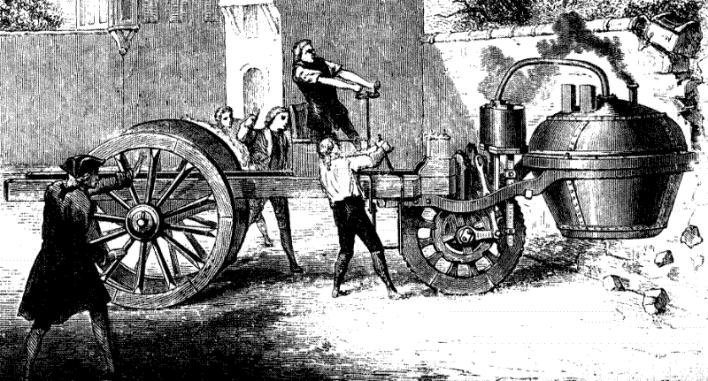 Historia del automovil y su evolucion