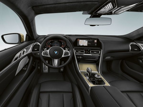 BMW presentó el Serie 8 Golden Thunder Edition