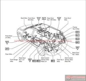 Toyota RAV4 2007 Electrical Wiring Diagram | Auto Repair