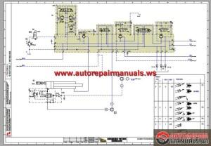 Liebherr Mobile Crane LTM120051 Wiring Diagram | Auto
