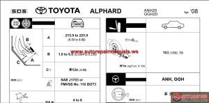 Toyota Alphard ANH20, GGH20 to 2008 Repair Manual | Auto