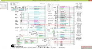 Cummins ISB 23 Pin Wiring_Diagram | Auto Repair Manual