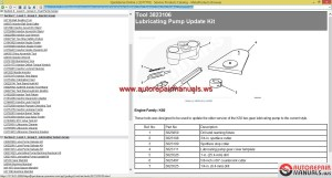 Cummins Service Product Catalog | Auto Repair Manual Forum  Heavy Equipment Forums  Download