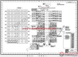 Kenworth Truck W900 T800 T600 C5 Electrical Schematic