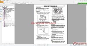 Mitsubishi Colt 2008 Service Manual | Auto Repair Manual