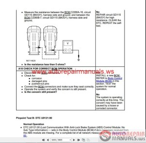 Ford Fiesta 2011 Workshop Manual & Wiring Diagrams | Auto