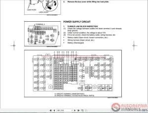 Hino 258 Fuse Box Diagram  Wiring Diagram Pictures