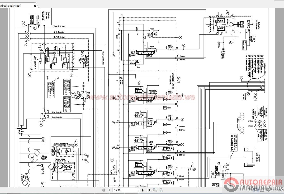 Volvo Ec210 Wiring Diagram : 26 Wiring Diagram Images