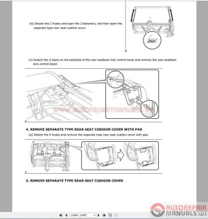 Toyota Tundra 2015 Service Manual  Wiring Diagram | Auto Repair Manual Forum  Heavy Equipment