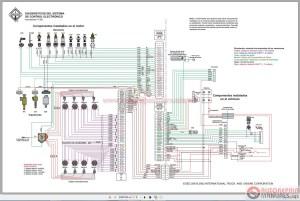 9200i International Truck Wiring Diagram Parts Wiring