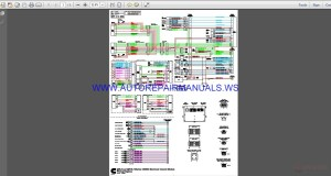 Cummins QSL9QSC83 Marine CM850 Electronic Control Module Wiring Diagram Manual | Auto Repair