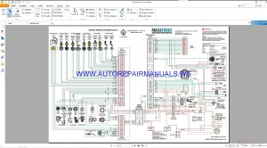 MaxxForce EGED430 Control System Wiring Diagrams Manual