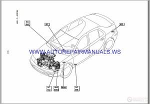 Renault Laguna II X74 NT8236 Disk Wiring Diagrams Manual
