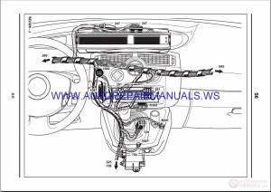Renault Scenic II J84 NT8276 Disk Wiring Diagrams Manual