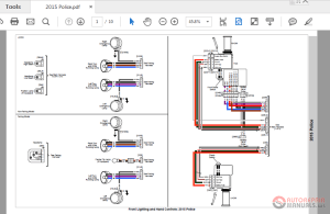 Harley Davidson 2015 Wiring Diagram | Auto Repair Manual