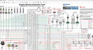 Navistar Maxxforce DT910 HDOBD 2013 Wiring Diagrams