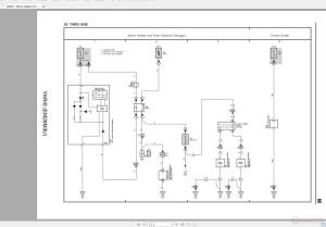 Toyota Yaris 20162018 Yaris (EM26M0U) Electrical Wiring