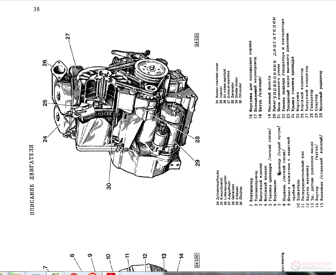 Deutz Bfm Workshop Manual