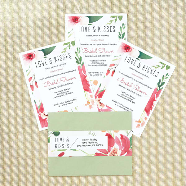 Tips For Planning A Diy Bridal Shower Avery Com