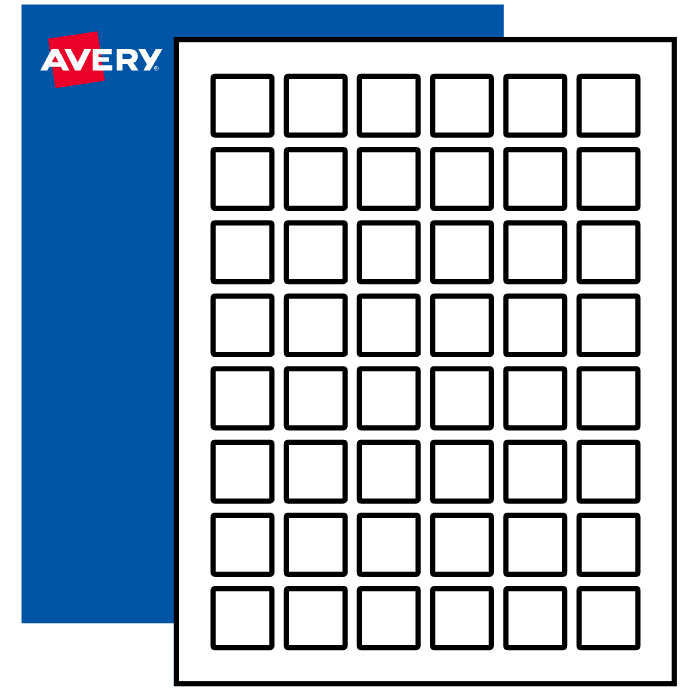 Printable Qr Code Labels Create Barcode Labels Avery