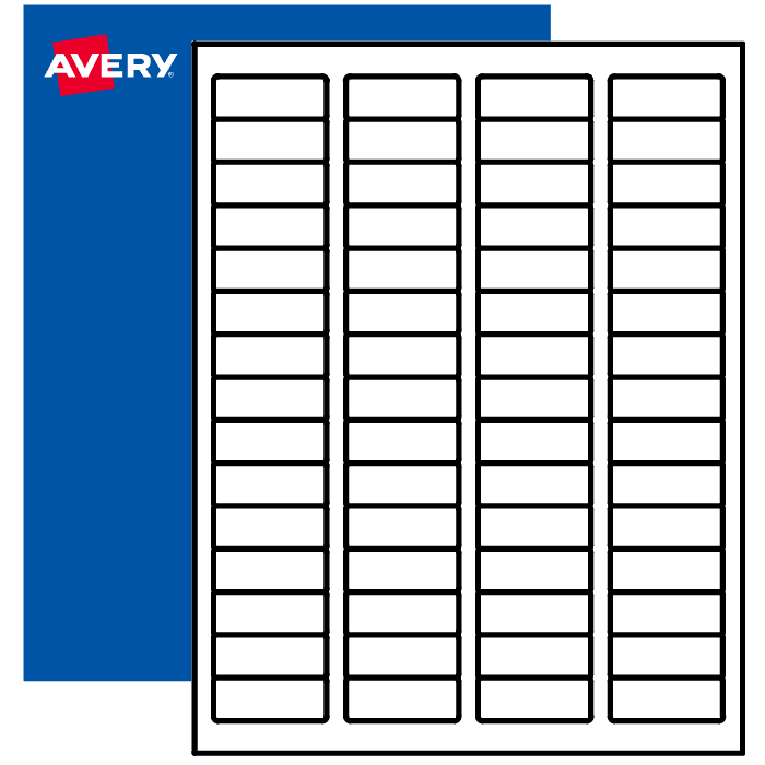 Printable Barcode Labels Asset Tags Inventory Labels Avery