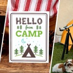 How To Create Your Own Charming Summer Camp At Home Avery Com