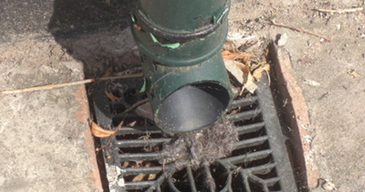 How To Clean Outdoor Drain Grates EHow UK