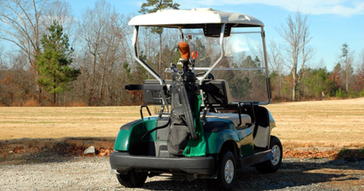 How To Troubleshoot A Yamaha G2 Golf Cart