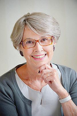 Anne-Marie Pelletier, biblista francese, docente di Sacra Scrittura ed Ermeneutica biblica.