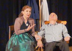 Au théâtre avec Teilhard de Chardin