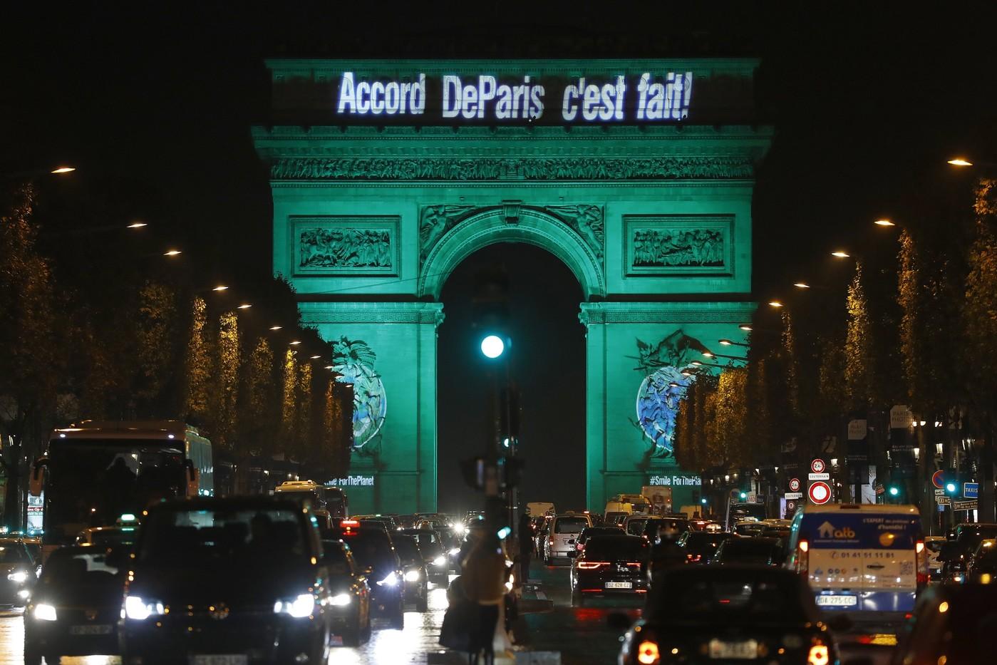 Le Nicaragua Signe L Accord De Paris Sur Le Climat