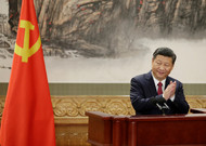 An essay by François Bougon, former journalist in Beijing, decodes the ideological corpus ...