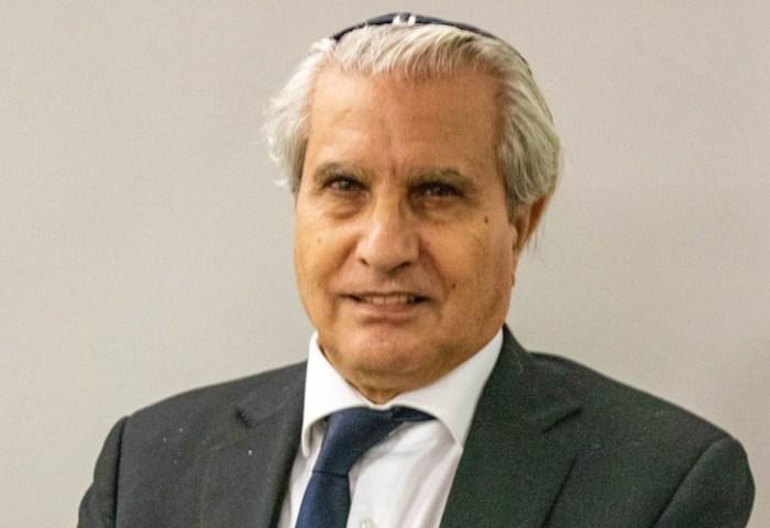 «La laïcité de la République française permet la liberté de confession, mais aussi d'échanges entre les différentes religions», se réjouit Raphy Marciano, qui a reçu le prix de l'Amitié judéo-chrétienne de France, le 21 novembre.