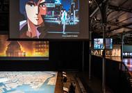 Expo Manga Tokyo, at the Grande Halle de la Villette, in Paris.