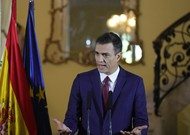 Spanish Prime Minister Pedro Sanchez must reaffirm his authority.