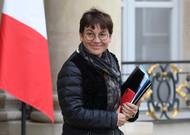 The Ministers Annick Girardin en charge du dossier des Réunionnais de la Creuse.