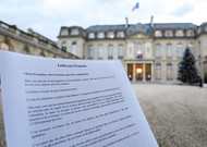 The letter from Emmanuel Macron addressed to the French to begin the big debate ...